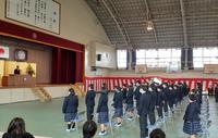 幸手桜高校 入学式