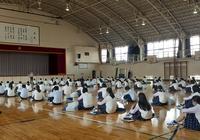 幸手桜高校 オリエンテーション